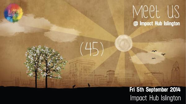 (45) Meet Us @ Impact Hub Islington