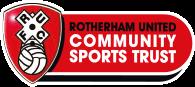 Rotherham United Community Sports Trust logo