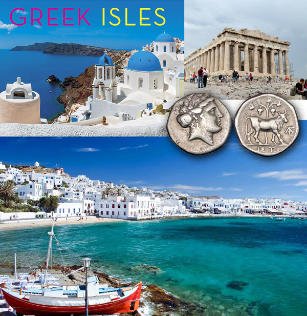 Photos of Greek Isles
