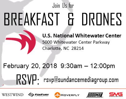 Breakfast & Drones