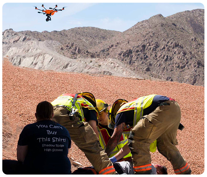 Public Safety & UAVs