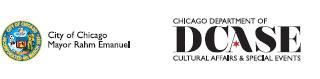 City DCASE logos