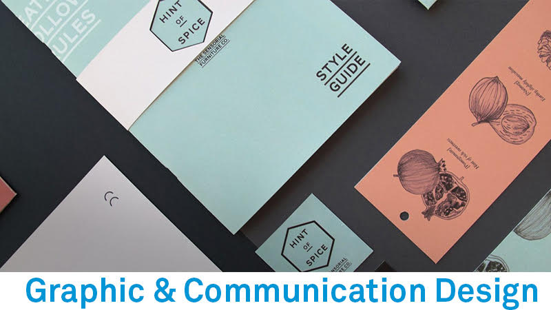 laurea triennale graphic & communication design