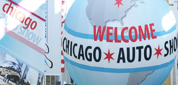 Chicago Auto Show Banner