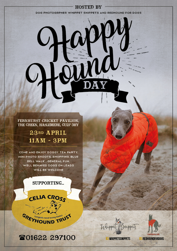 Title Bar, Happy Hound Day