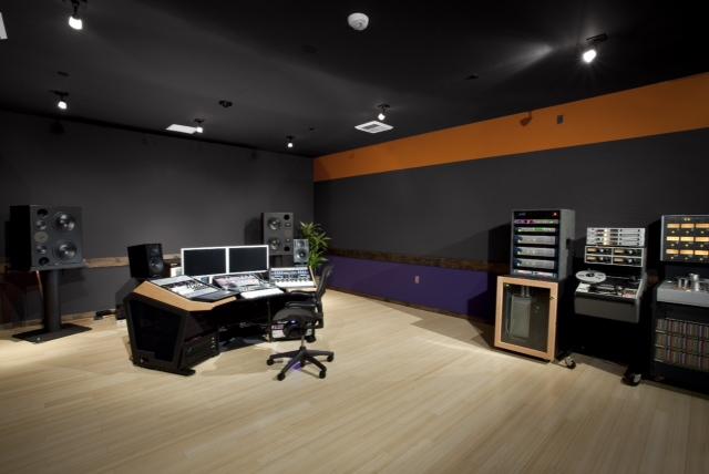 Universal Mastering Studio A