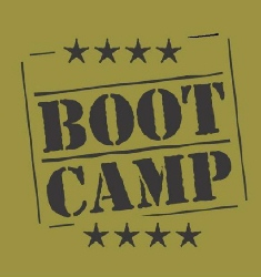 Boot Camp Graphic Small