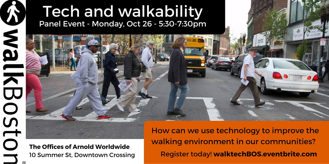 tech and walkability image