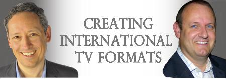 Creating International TV Formats with Justin Scroggie 'The...