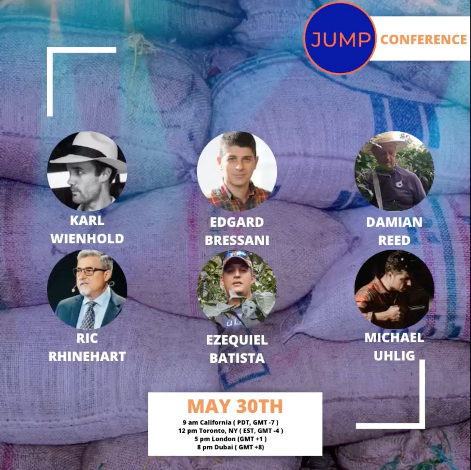 JUMP Conference Speakers A
