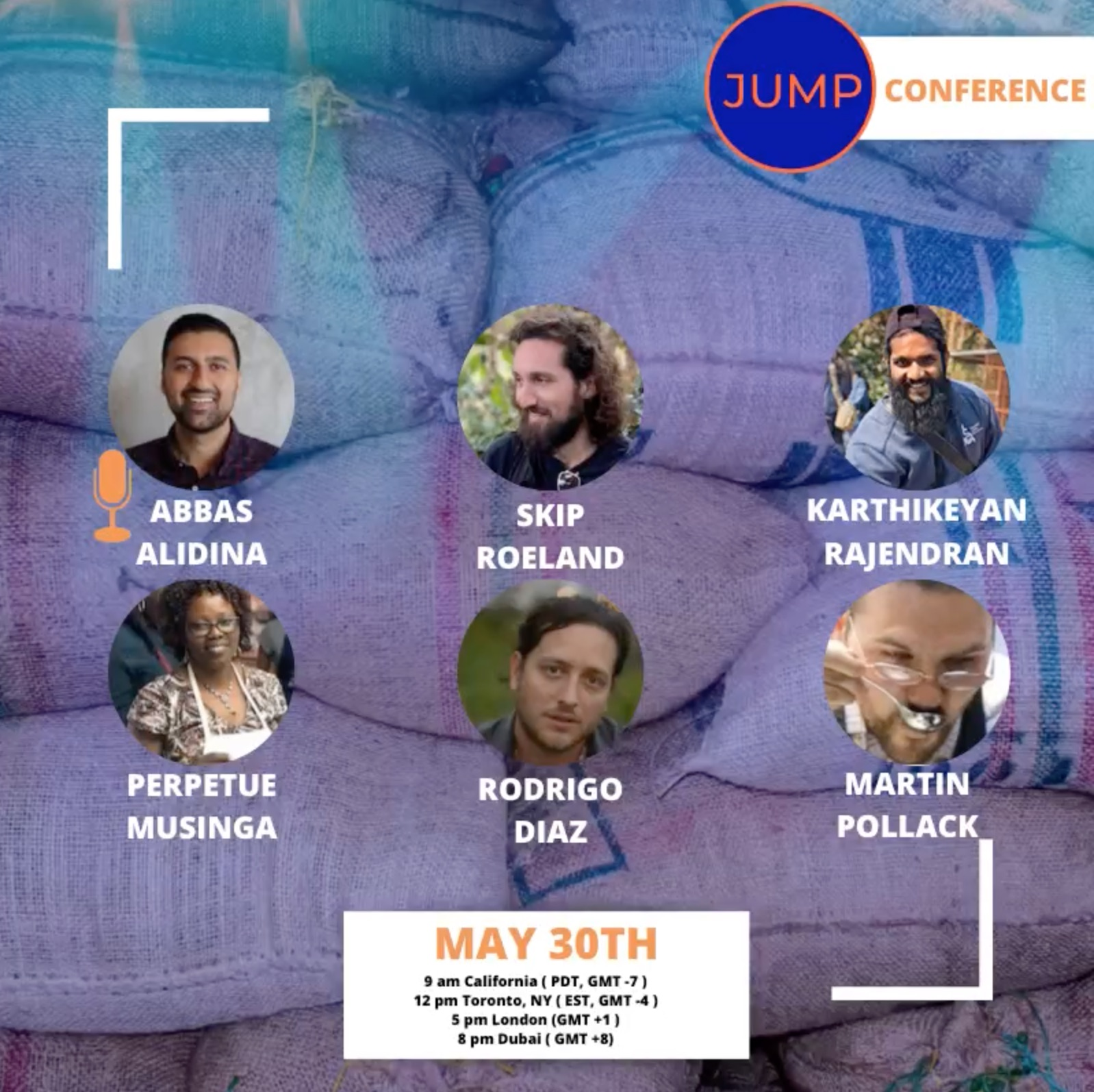 JUMP Conference Speakers B
