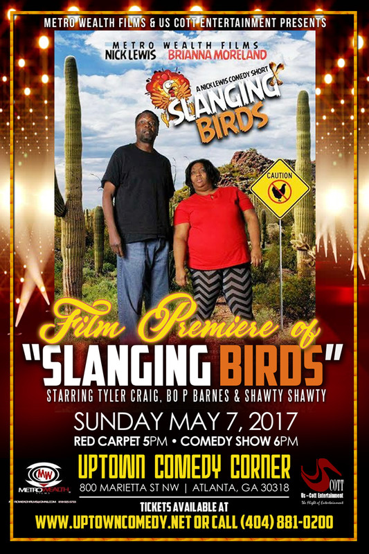 Slingin' Birds