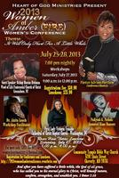 "Women of Amber (Fire) Women's Conference and ""Roses Have Thorns""..."
