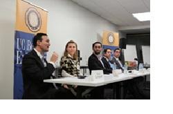 PFP Career Night panel
