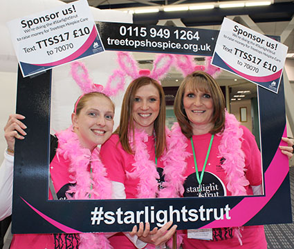 starlight strut ladies 2017