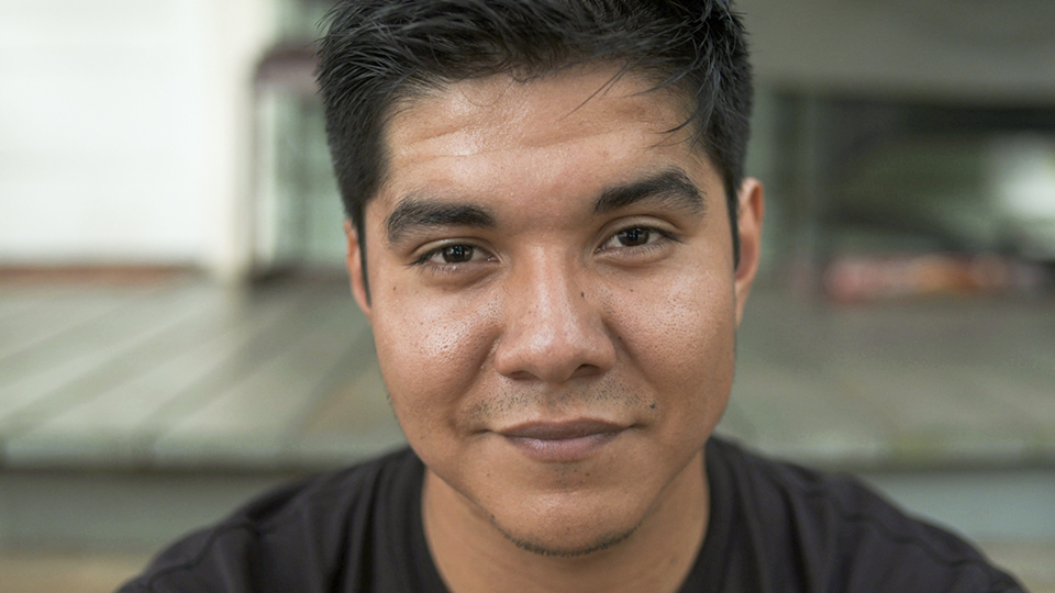 Gustavo Madrigal, from Griffin Georgia, is one of the students featured into the documentary.