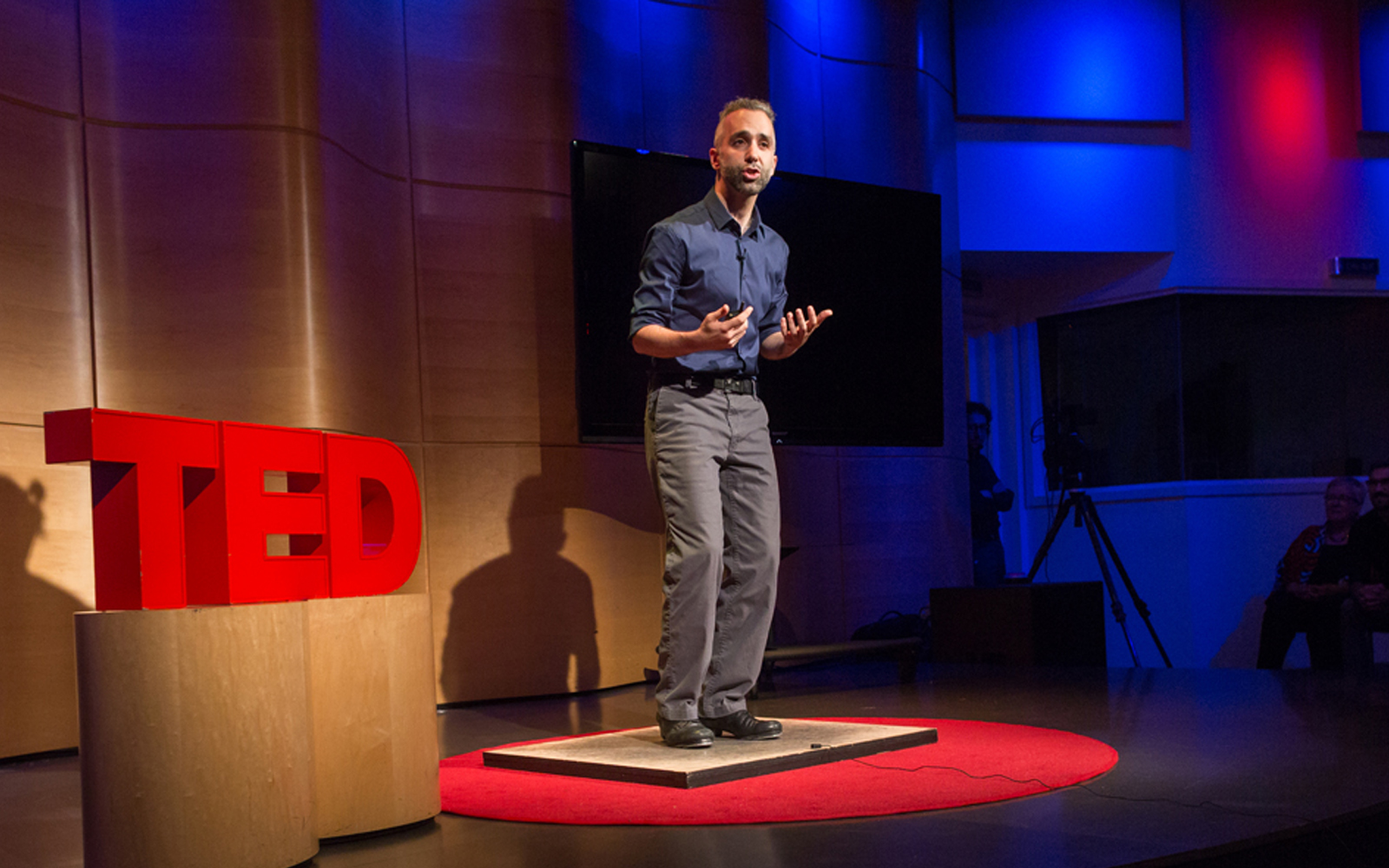 Andrew Nemr, TED Fellow