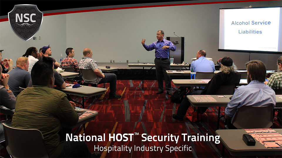 National HOST Security Training