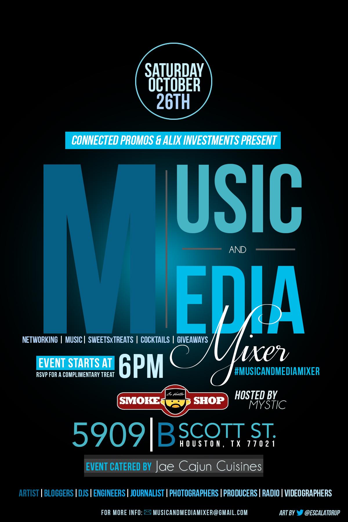 Music & Media Mixer Lg
