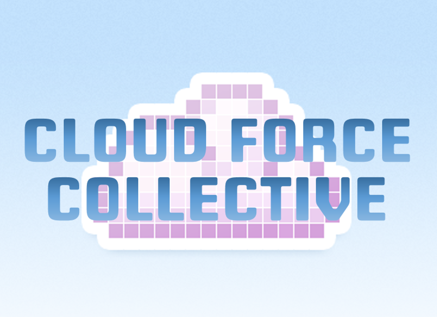 Cloud Force Collective Logo
