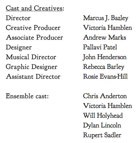 Henry V Cast List