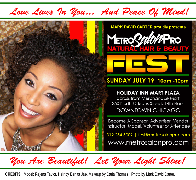 Natural Hair Fest Chicago July