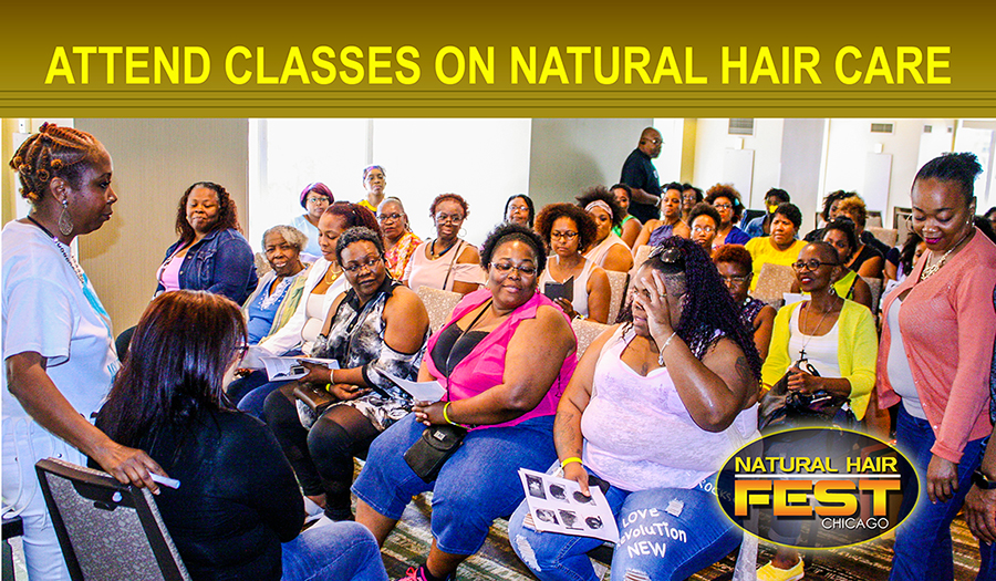 #naturalhairfestchicago