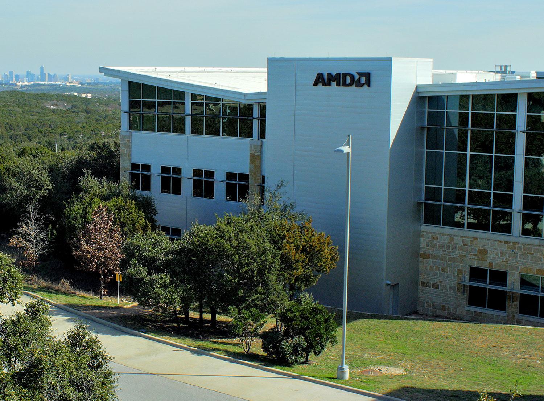 AMD Headquarters - Austin, Texas