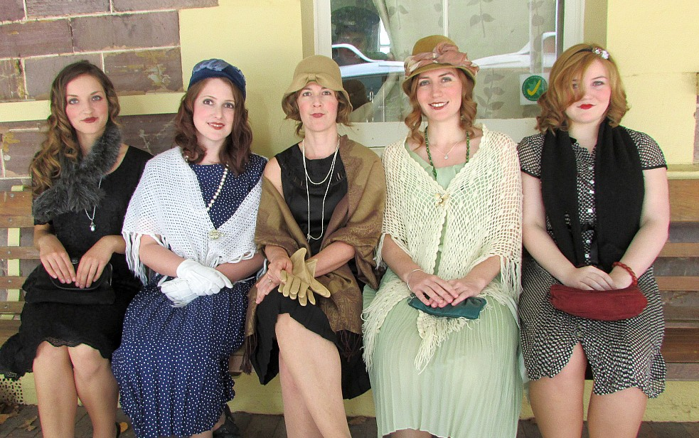 The 20's ladies