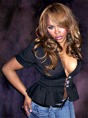 Lil' Kim, Rapper, Singer-Songwriter, Author, Record Producer, Actor (photo by Helene DeLillo)