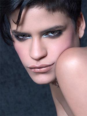 Omahyra, Actor & Supermodel (photo by Helene DeLillo)