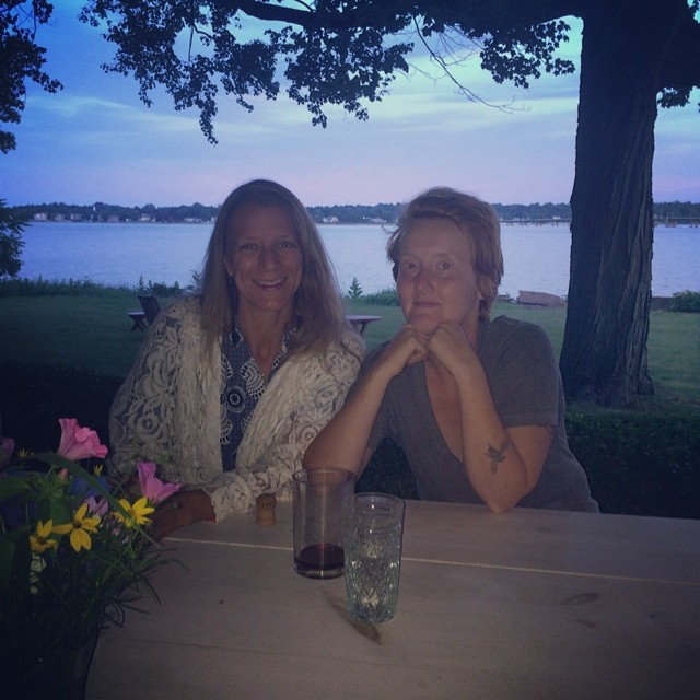 Summer and Meg