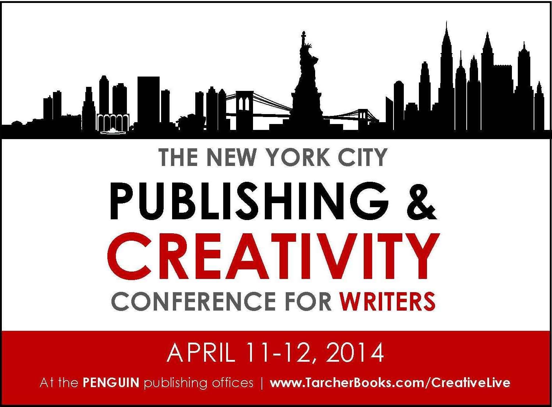 The New York City Publishing & Creativity Conference logo