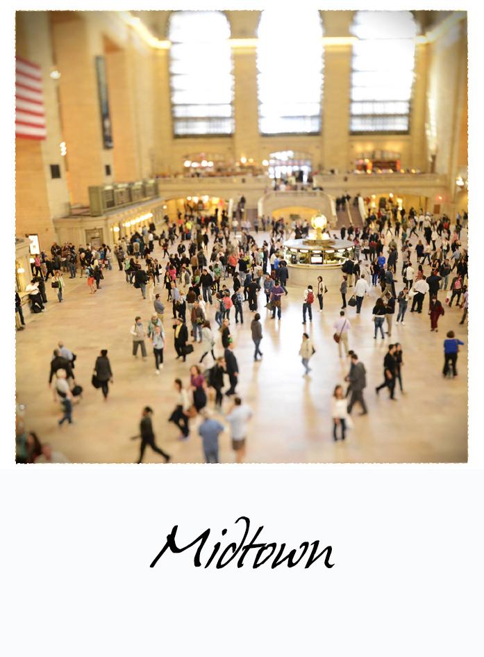 Midtown Tour : Visite Guidée BPVNY
