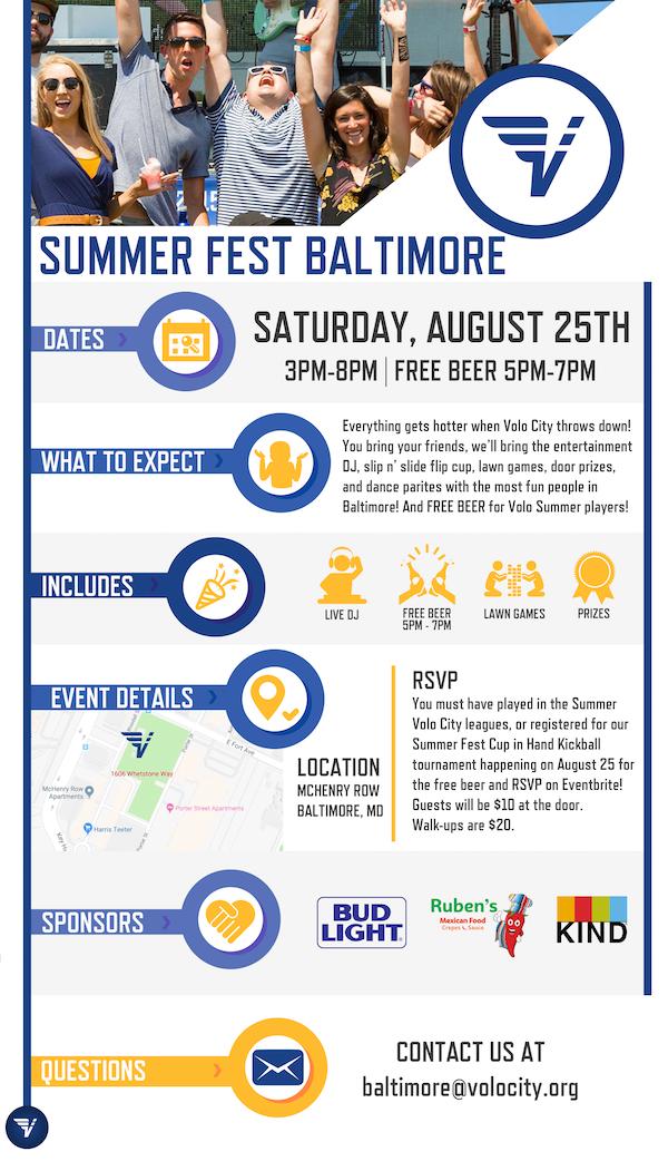 summerfest registration