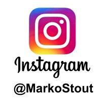 #MarkoStout