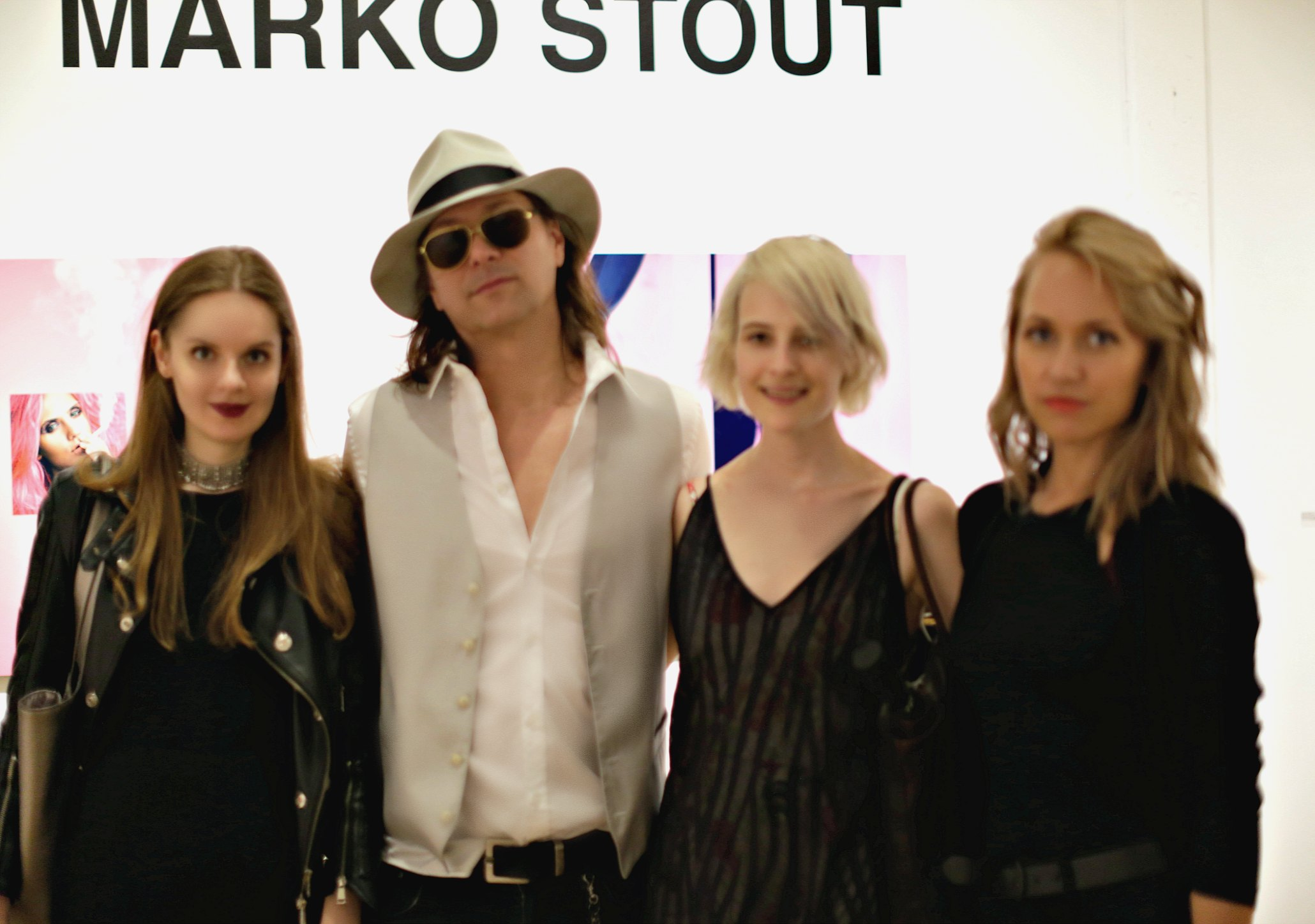 marko stout solo exhibition at sepia eye gallery new york