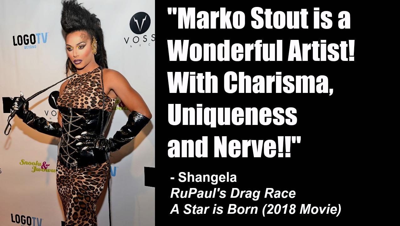 marko stout exhibition #markostout