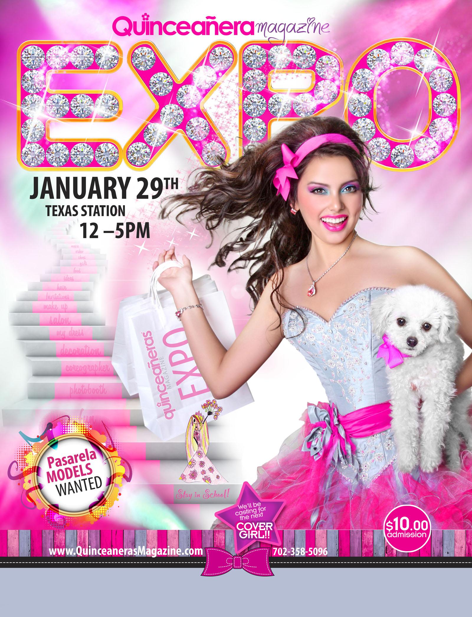 Quincea 241 Eras Magazine Las Vegas Tickets Sat Jan 29 2011