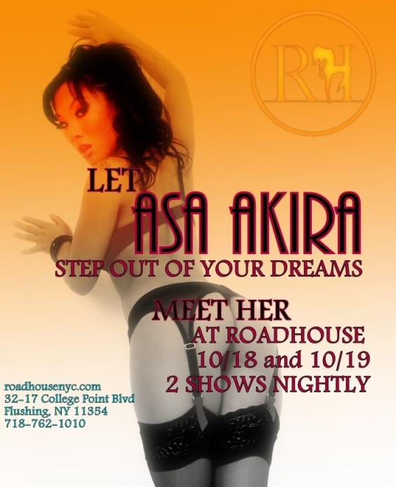 Asa Akira Promo
