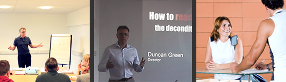 Duncan Green Sales Training