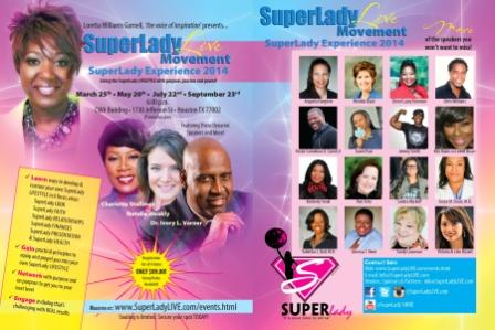 SuperLady EXPERIENCE 2014
