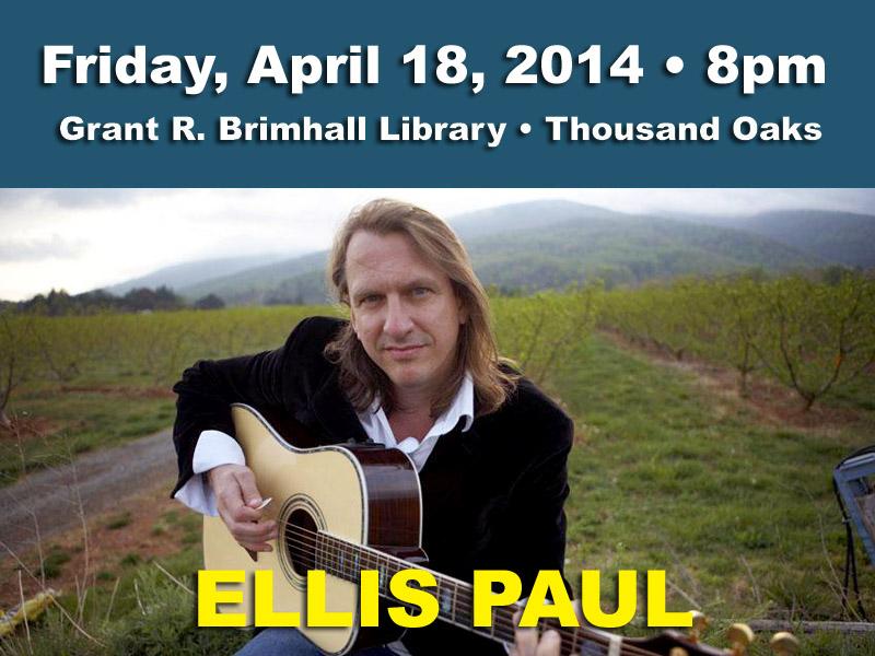 Ellis Paul