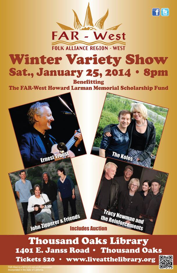 FAr-West Winter Variety Show