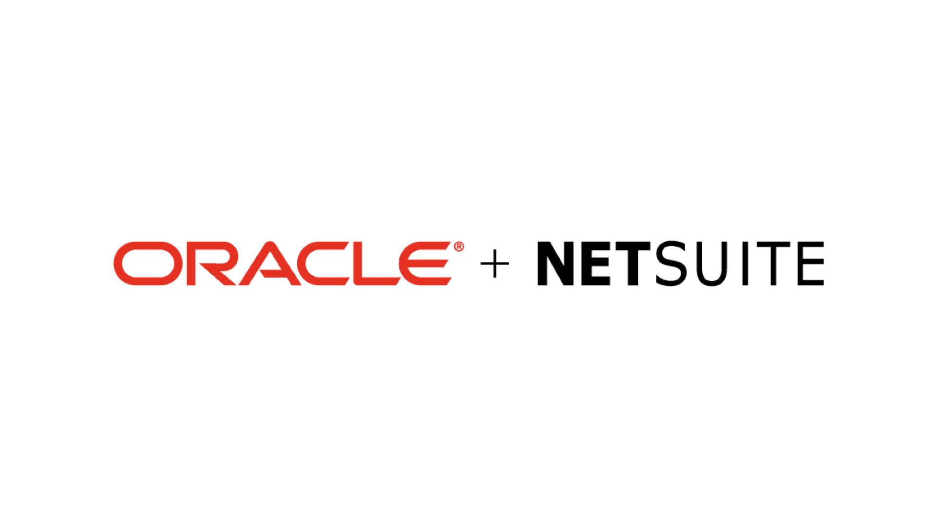 Oracle+Netsuite logo