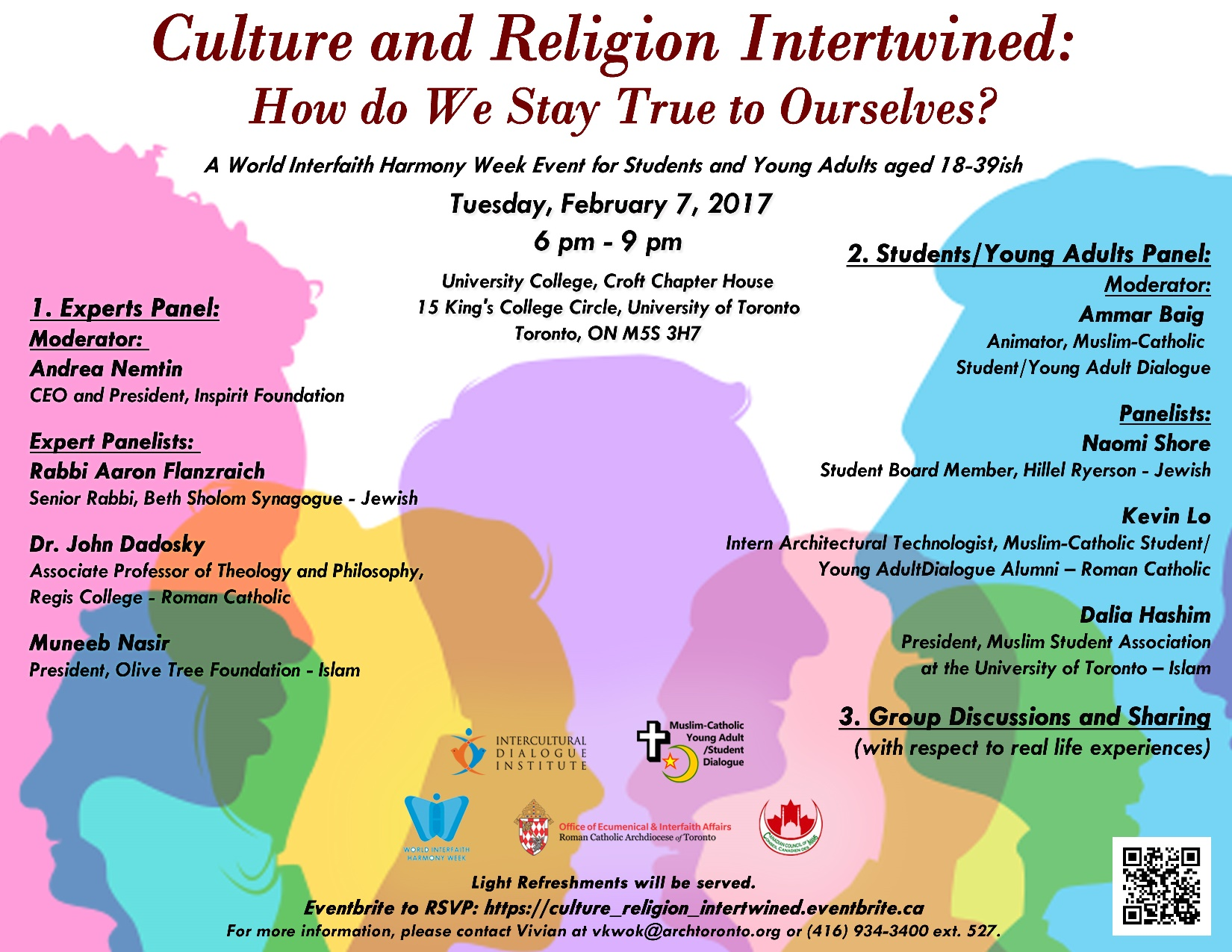 Religion and Culture Poster