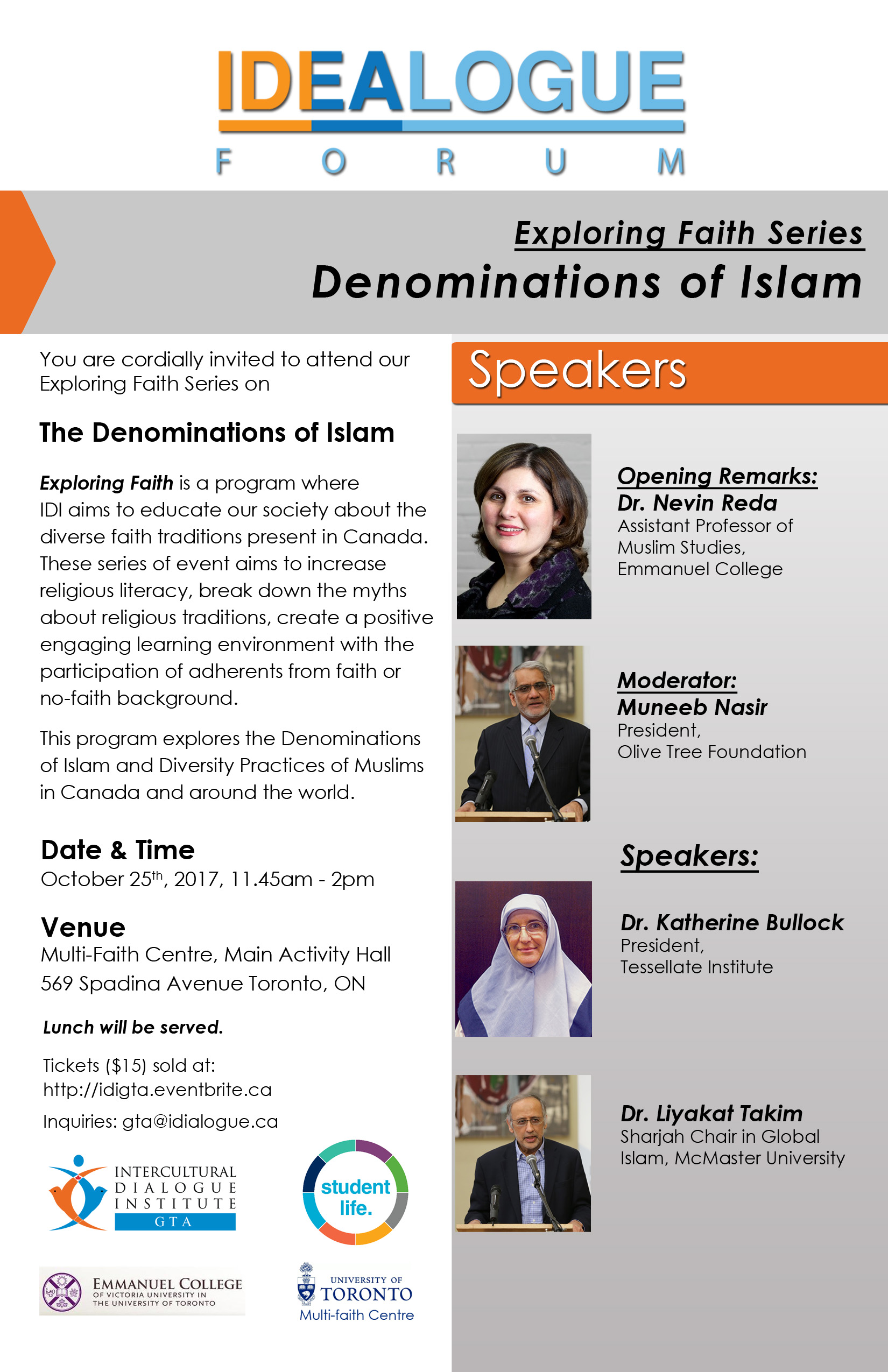 Exploring Faith Series: Denominations of Islam