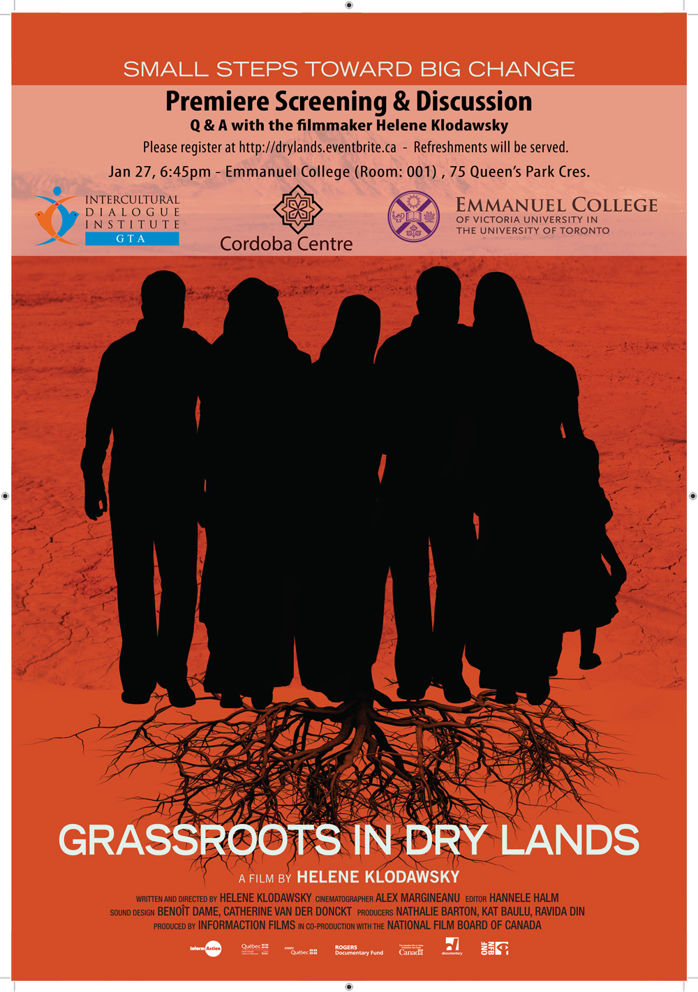 Grassroots in Drylands