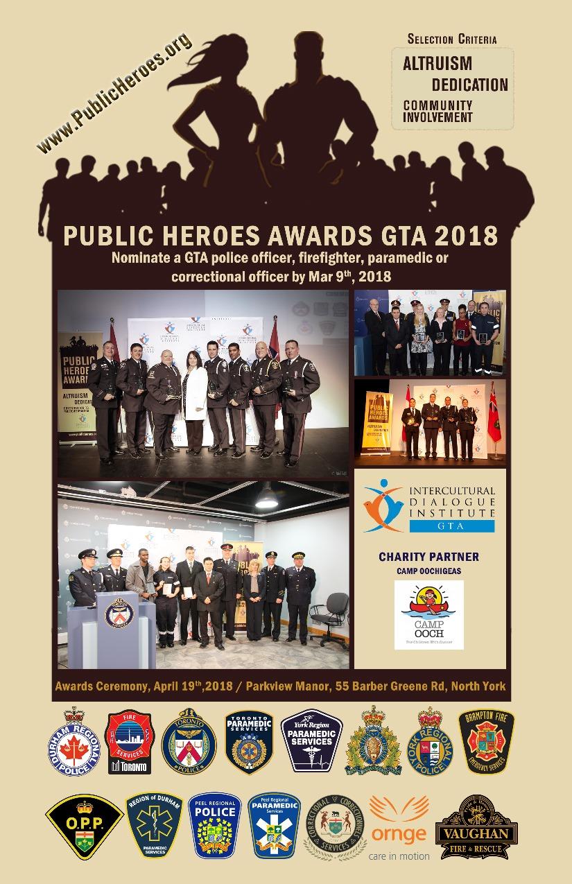Public Heroes 2018 Nominations Flyer