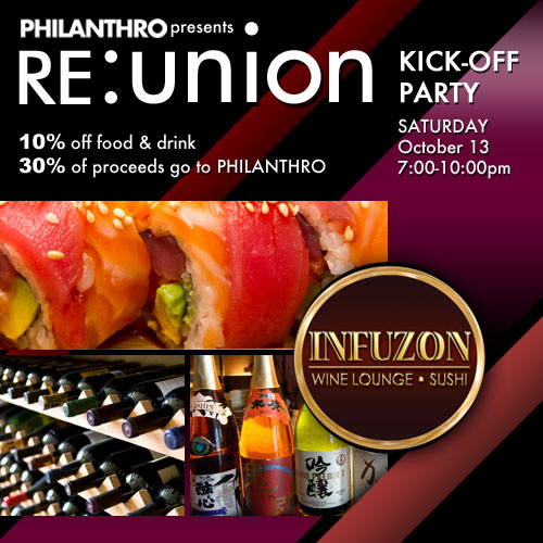 Kick-Off Party for RE:UNION